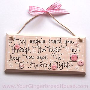 Image detail for -Your Gingerbread House - Sayings - handmade wooden signs and canvases
