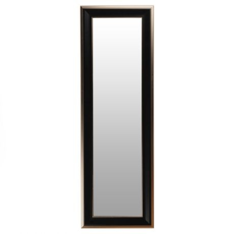 Black Full Length Mirror, 18x53 | Kirkland's