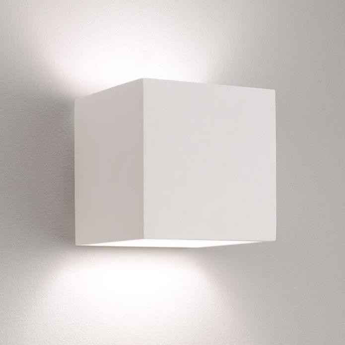 Pienza Applique Murale d'Intérieur E14 par Astro Lighting | Applique salle de Bain