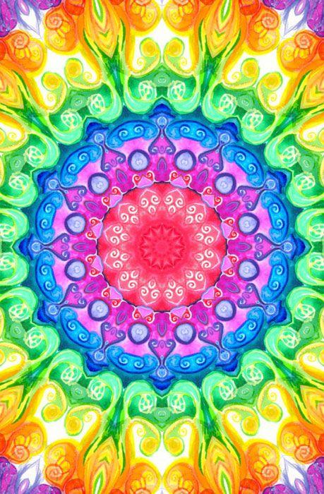 ..kaleidoscope caleidoscopio colores