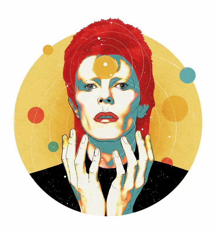 Ashes to ashes, stardust to stardust. David Bowie ya forma parte del cosmos. Sin embargo, mucho antes de emprender ese viaje final hacia las estrellas, el británico había surcado el espacio tantas veces que es de suponer que sabrá encontrar el lugar al que debe llegar. Bowie estaba obsesionado con superar la estratosfera y llegar […]
