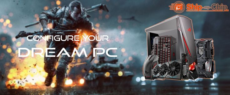 #Build #a #Gaming #PC - Shipmychip. By Using Top Brands like  Processor, Motherboard, RAM, Graphics Card, Hard disks, Keyboard & Mouse, Desktop, Monitor. Free Shipping and Cash on Delivery Options Across India. https://www.shipmychip.com/build-a-gaming-pc