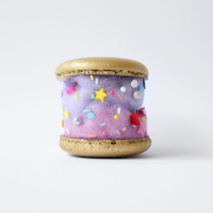 Les macarons licornes, la gourmandise magique de ce début d'année