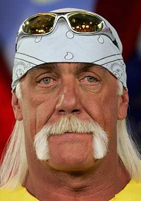 103 best hulk hogan greatest wrestler images on pinterest hulk hogan may have dominated the professional wrestling scene for two decades but hes been dominating the mustache scene for much longer pmusecretfo Gallery