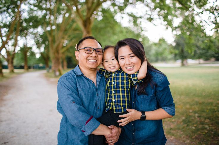 Stanley Park Family Session