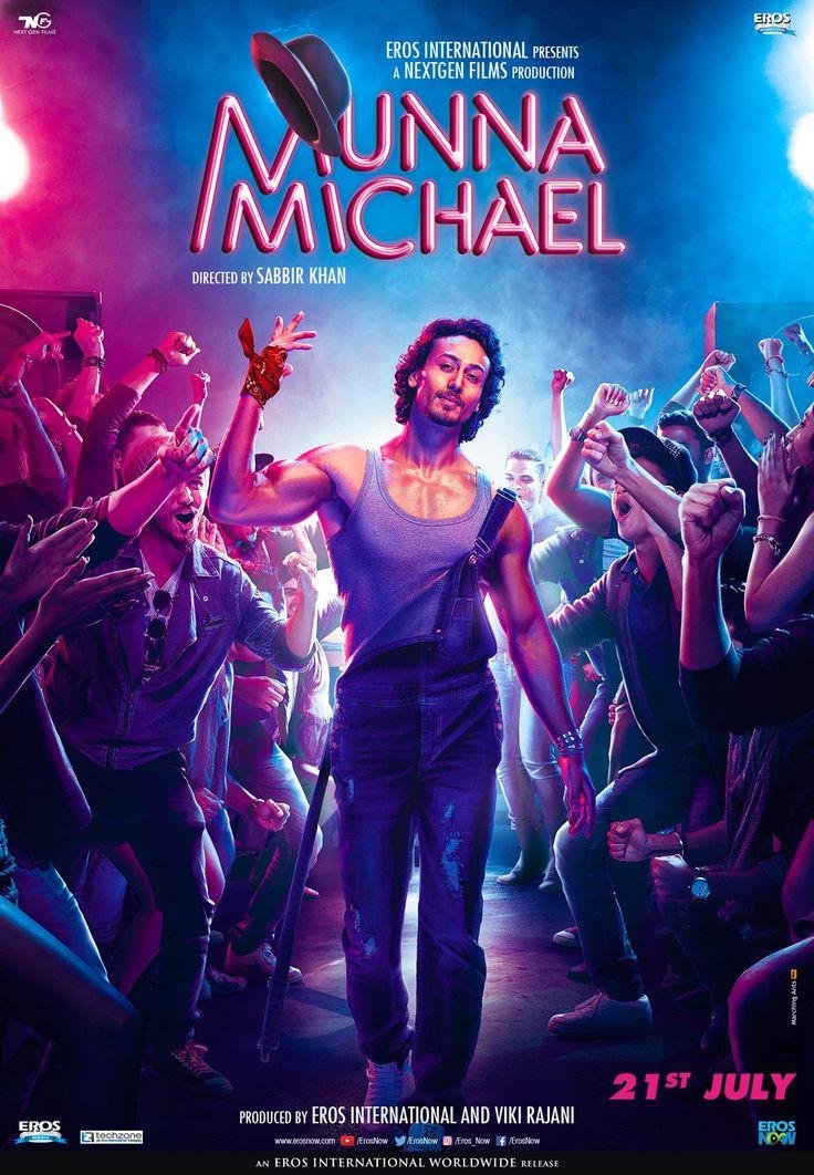 Munna Michael Official Poster | Tiger Shroff, Nawazuddin Siddiqui, Nidhhi Agerwal | Directed by Sabbir Khan | Movie Releasing on 21st July 2017. #MunnaMichael #TigerShroff #NawazuddinSiddiqui #NidhhiAgerwal #SabbirKhan #NextGenFilms #ErosNow
