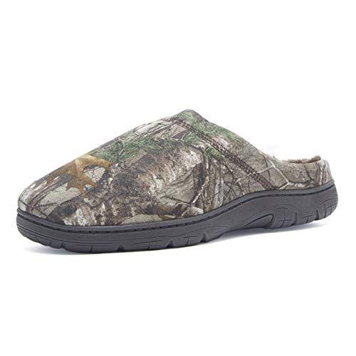 Indoor outdoor slippers, Mens slippers