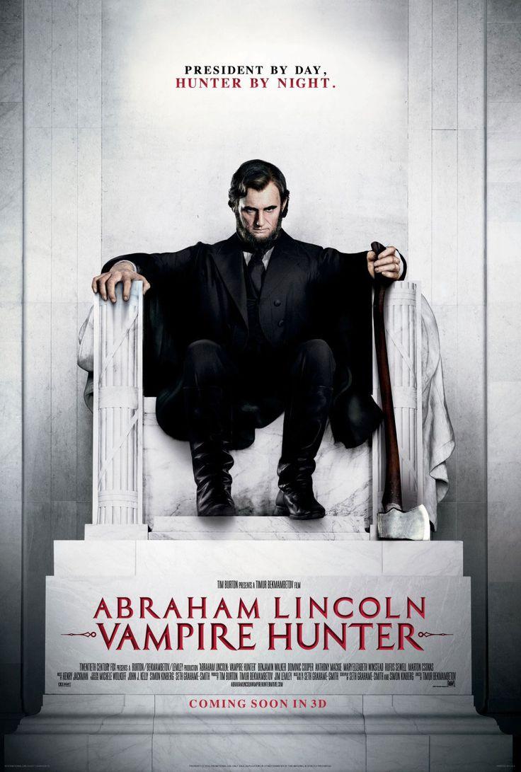 Abraham Lincoln: Vampire Hunter / Abraham Lincoln Vampirjäger (2012)