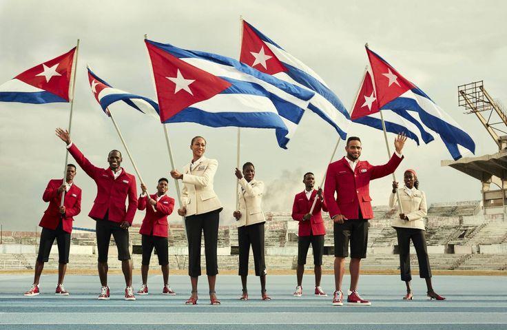 Cuba, par Christian Louboutin x Sporty Henri