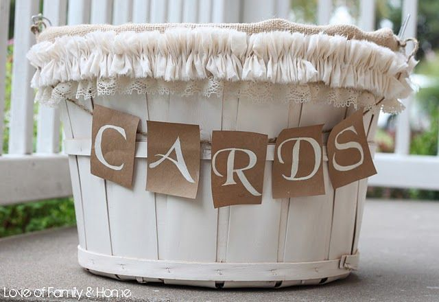 Wedding Card Basket Collections Made Easy