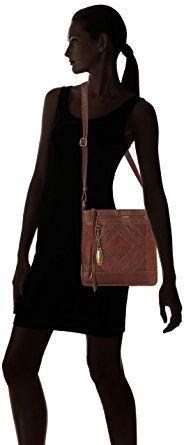 Lucky Brand Baldwin Cross Body Bag, Brandy, One Size: Handbags: Amazon.com