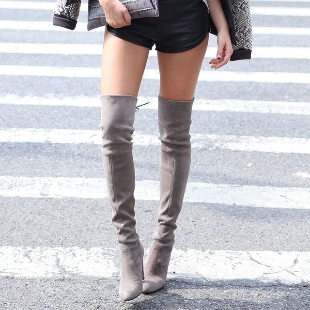 1000  images about Over the knee boots. on Pinterest | Cara ...