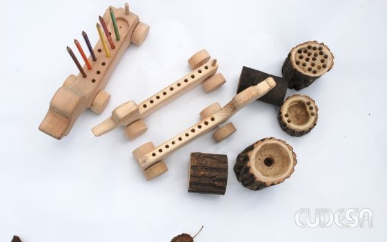 Wooden Toys Петух