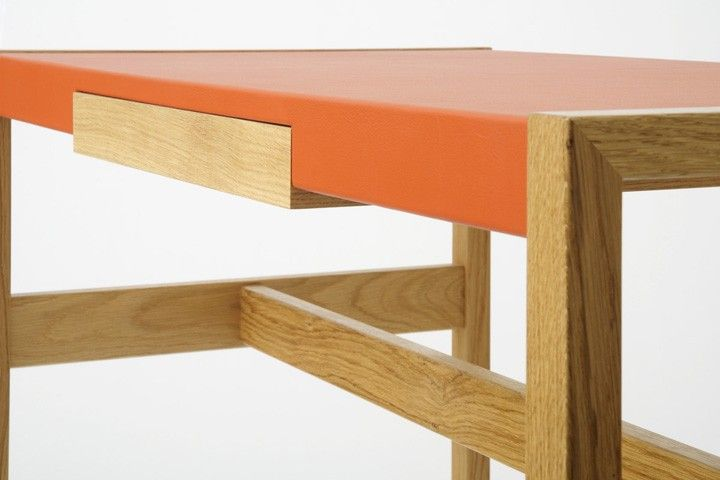 742 all-purpose desk - Jens Risom