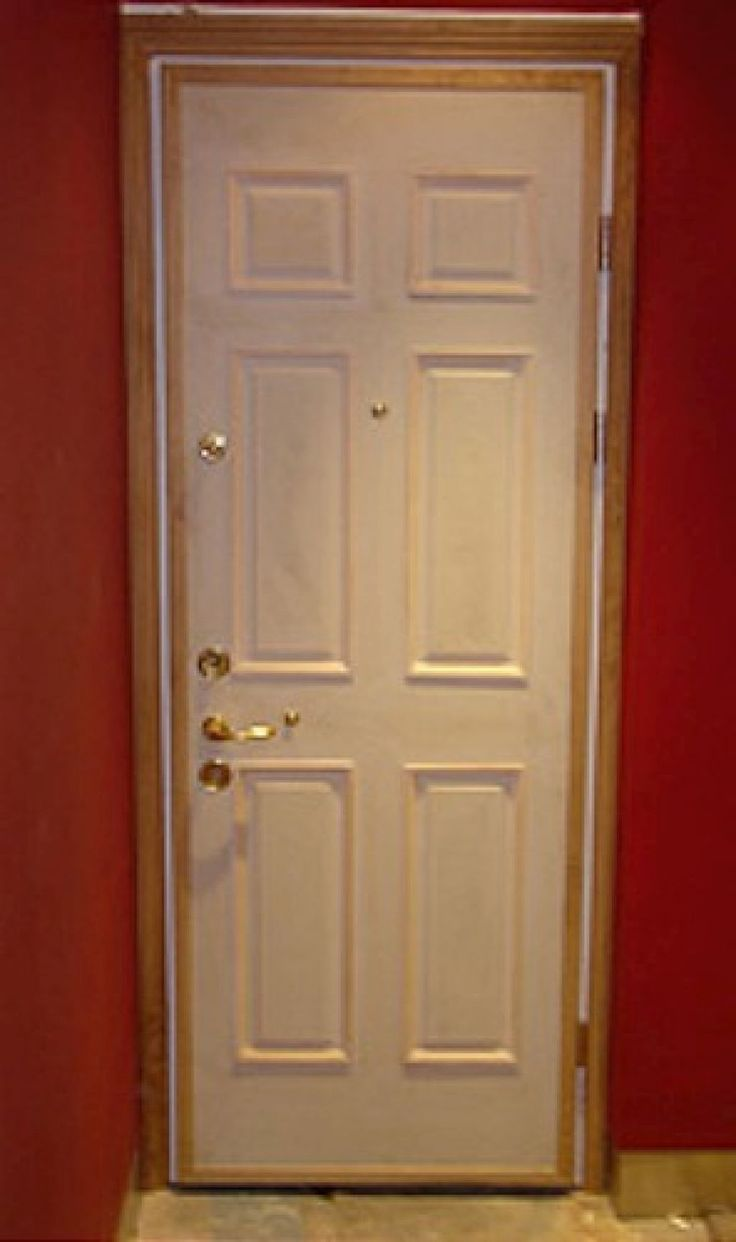 Interior Steel Security Doors