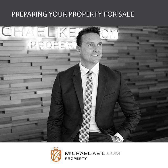 """""""PREPARING YOUR PROPERTY FOR SALE _____ Here are some helpful tips that could assist you to achieve a quicker sale and, in some cases, help achieve a better price. 1) GET A MARKET APPRAISAL – With the real estate market constantly changing, it is imperative you obtain a market appraisal and find out the current value of your property. 2) CLEAR THE CLUTTER - Display the full value of your rooms by removing unnecessary articles and organising those items you want to retain there. 3) DO SOME…"""