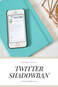 Twitter Shadowban And How To Fix It | Have you been hit by the Twitter shadowban? Not sure what to do about it? Find out my experience of this, as well as how to fix it here!