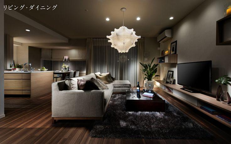 マストスクエア白壁モデルルーム情報 | 新築マンションの購入や検索なら新築オウチーノ