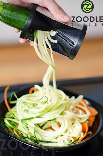 #1 Best Seller ~ Spiral Slicer & Vegetable Spaghetti Maker ($13.99)