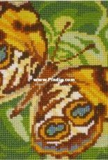 Collection D'Art CDA-5080 Butterfly Cushion