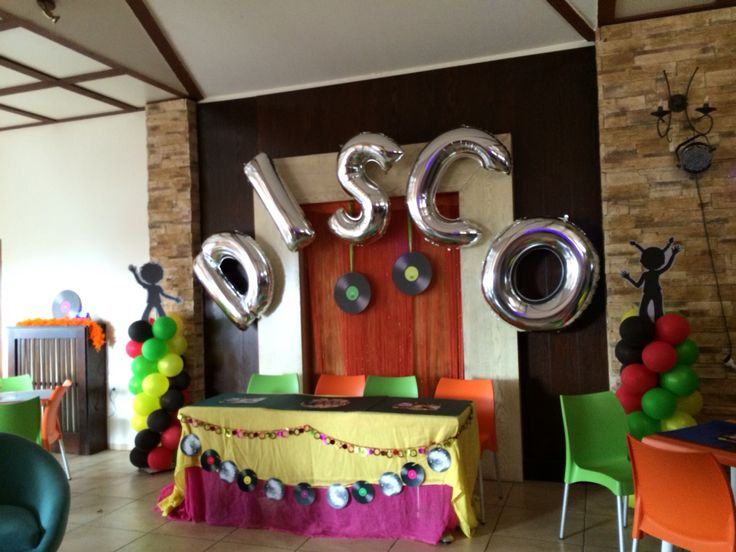 Disco party!!!