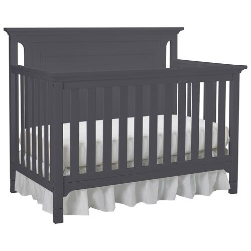 The Carino crib from TiAmo is a versatile and stylishly refined solution for your baby's nursery. Convert this the crib to a toddler bed, day bed, and full-sized bed to meet the needs of your growing baby. The adjustable mattress ... Free shipping on orders over $35.