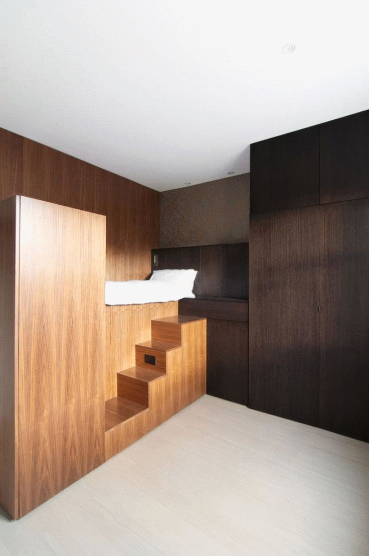 Micro Apartments In London Designed By Bicbloc Apartment