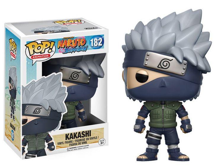 Pop! Anime: Naruto - Kakashi