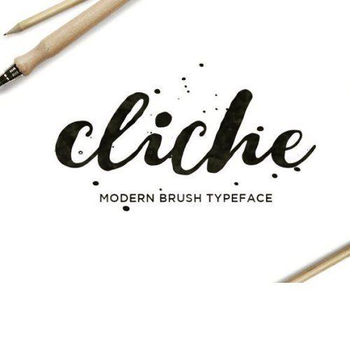 designeour:    Cliche by...