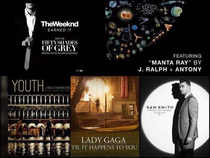 Estos son los temas nominados a Mejor Canción Original en los premios Óscar