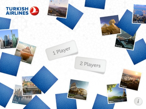 From @ADBA Istanbul: Happy to announce the new released iPhone and iPad app. Discover the world with Turkish Airlines Destination Pairs, the classic game! Designed and developed by our team in Istanbul and Stuttgart/Germany @21TORR for our lovely client @Turkish Airlines