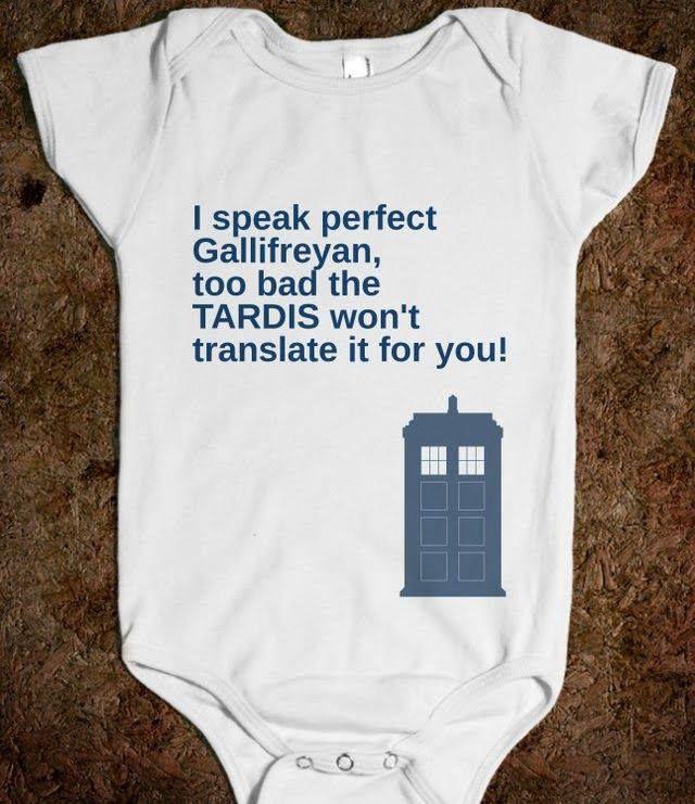 So cute, speak to inner nerd that loves doctor who C:
