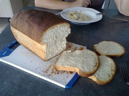 Recept Wit Brood, Hoe Zelf een Wit Brood Bakken? - Plazilla.com