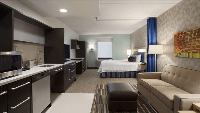 The 9 Best Philadelphia Hotels: Best for Business: Home2 Suites by Hilton Philadelphia - Convention Center