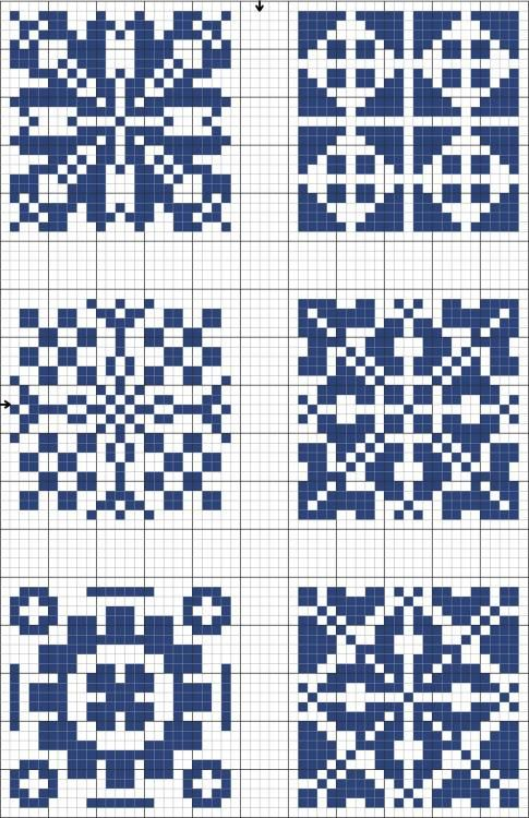 Blue tiles 02
