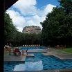 Sigiriya Rock hotel, Sri Lanka: the view from the pool side.
