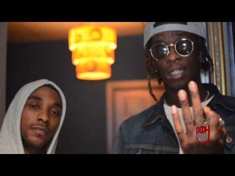 YOUNG THUG TALKS 1017 MIXTAPE AND WHAT'S NEXT FOR HIM ( @YOUNGTHUGWORLD )