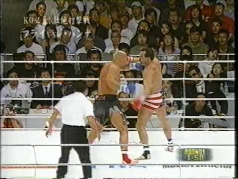 Dynamite! 2002 レ・バンナ vs ドン・フライ