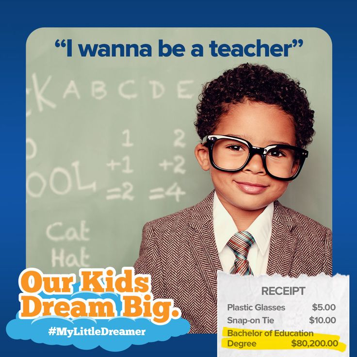 This little dreamer loves math! Do you have a little dreamer that crunches numbers for breakfast?  Visit HeritageRESP.com/MyLittleDreamer for more info!