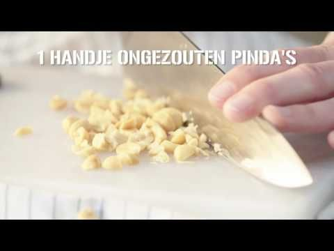 Romige chocolade pindakaas ijsjes - Coop Keukentafel