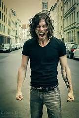 My current obsession Jonny Hawkins from the band Nothing More
