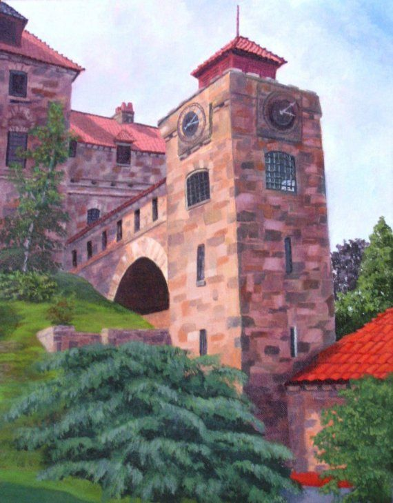 This is an 11x14 Giclee reproduction of Lynne Reichart's original acrylic painting. Click on the picture for more info.