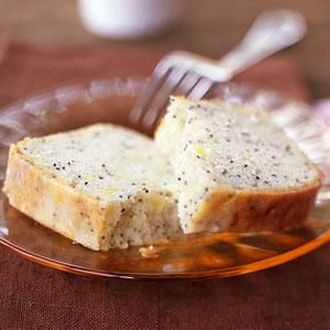 Lemon-Poppy Seed Pound Cake | MyRecipes.com