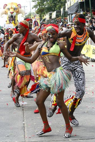 Carnaval de Barranquilla...