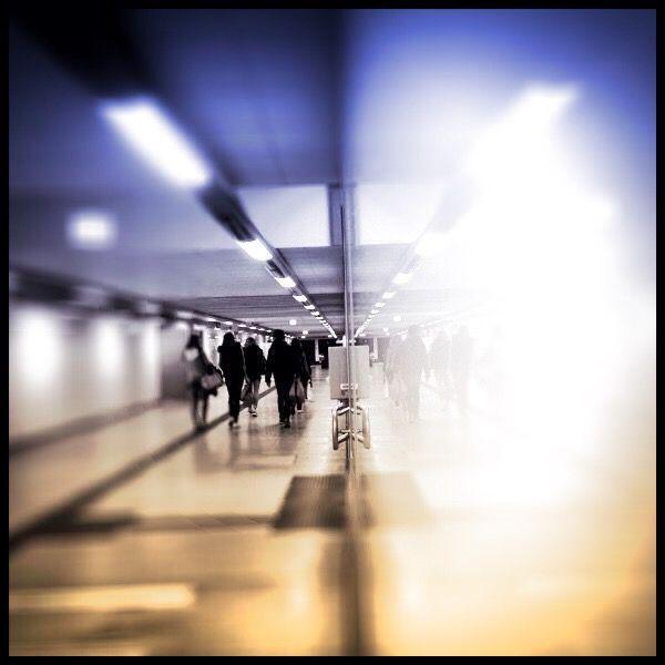 citiwalk #001 | bahnhof münster | lichtgestalten,  foto: michael kestin, #fonografi, #fonografiMS, #citiwalk, #smartphone-photography, #iPhoneography