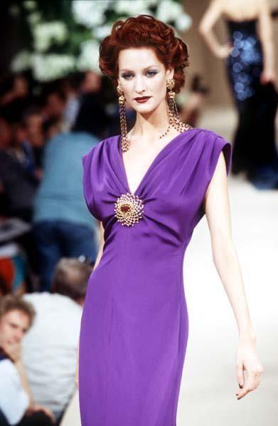 Yves Saint Laurent, Haute-Couture Fall / Winter 1995