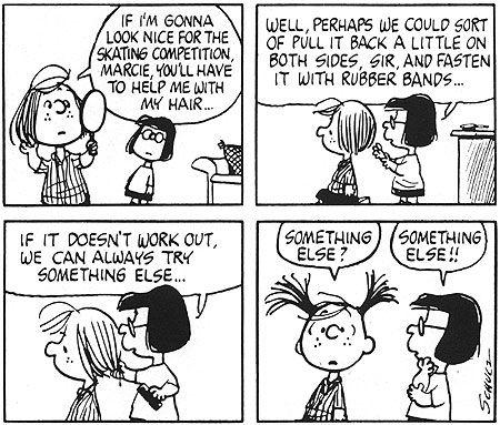 Art chip sansom comic strip