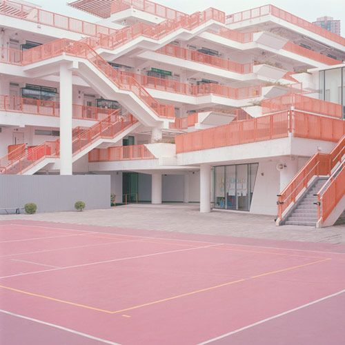 Photographer Ward Roberts 'Courts'