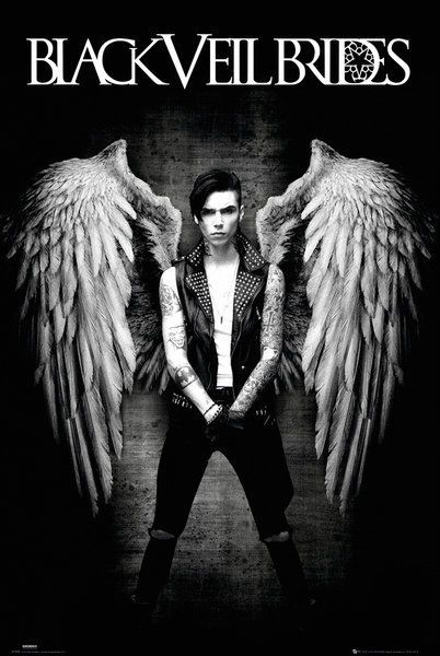 Andy Biersack - Black Veil Brides Fallen Angel