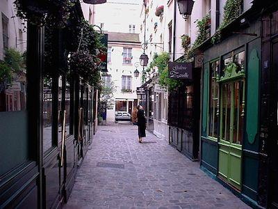 les rues insolites de Paris http://www.pariszigzag.fr/visite-insolite-paris/rues-insolites-paris
